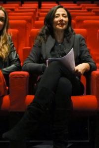 Intervista backstage Uno Sguardo Raro